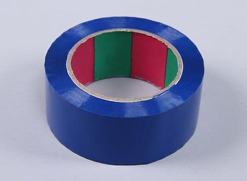 Wing Tape 45mic x 45mm x 100m  Wide - Blue