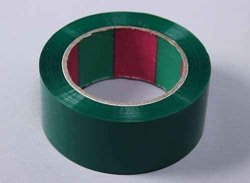 Wing Tape 45mic x 45mm x 100m (Wide - Green)