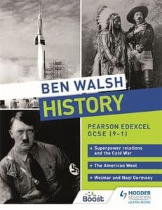 Ben Walsh History:  Superpower relations and the Cold War, [Pub 26/02/21]