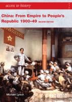 China-From Empire to Peoples Republic 1900-49