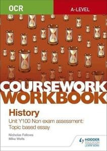 OCR A Level History Coursework Workbook