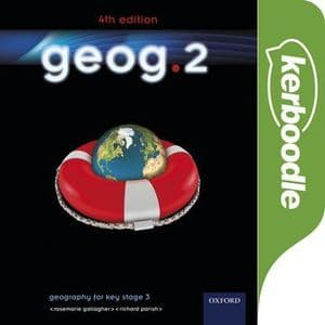 geog.2 4th edition Kerboodle Book