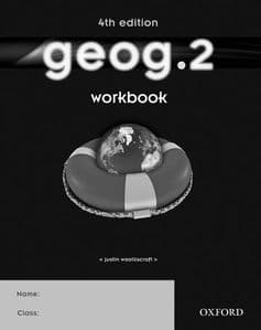 geog.2    4th edition Workbook (Pack of 10)