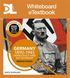 Germany, 1890-1945: Democracy and dictatorship Whiteboard eTextbook [S]