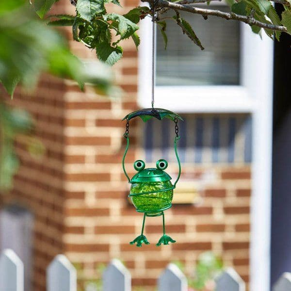 Bouncy Frog Sun Catcher