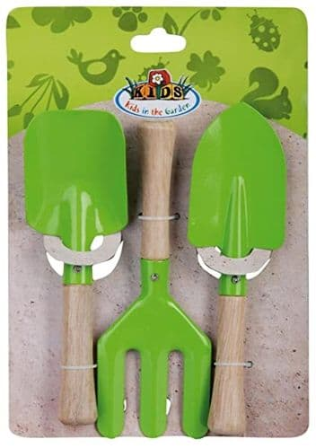 Children's Hand Tool Set FSC100%