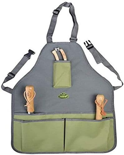 Garden Aprons  Green/Grey or Green/Fawn