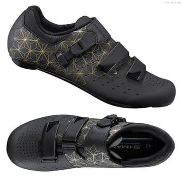 Chaussures vélo route shimano rp301 noir 2020