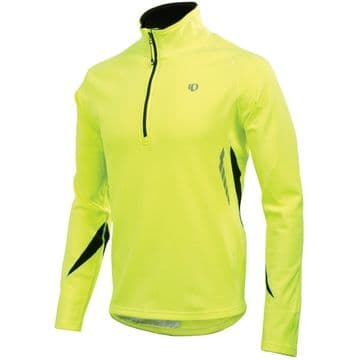 Maillot ML THERMAL PHASE jaune Fluo PEARL IZUMI