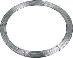 Fil d'acier en 2,5 mm en alliage zing aluminium