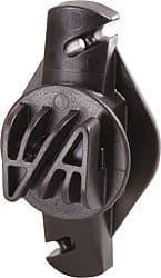 Isolateur fixe pour fils acier