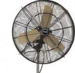 Ventilateur + brumisation