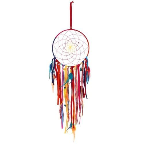 Fiesta fun large dream catcher