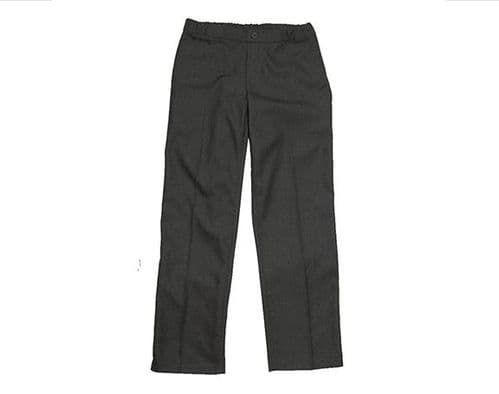Autism Friendly Grey School Trousers - Spectra Sensory Clothing from