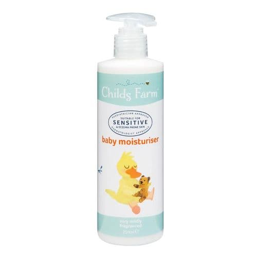 Award winning Baby Moisturiser - Cocoa & Shea Butter 250ml