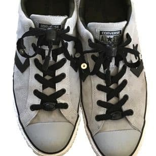 Flats - Laces for Trainers or Shoes - Greepers