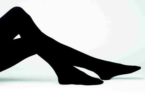 Ladies Comfort Toe Tights - RRP £9.50, our price...