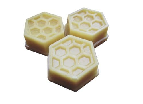 Pure Peace:  Beeswax Melts - Pack of 2