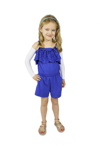 SmartKnitKIDS Seamless Sensitivity Compression Arm Sleeves