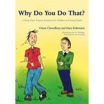 Why Do You Do That? A book about Tourettes