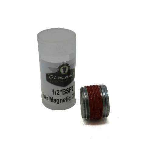 1/2 BSPT  Magnetic Oil Sump Drain Plug (Tapered plug)