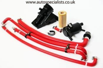 AIRTEC Motorsport Two-Piece Breather System for Focus MK2 ST & RS