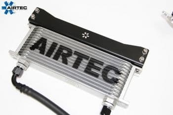 AIRTEC Oil Cooler Kit with or without Thermostat for Mini R53 Cooper S