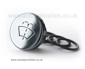 AS Large Round Washer Stopper with Logo