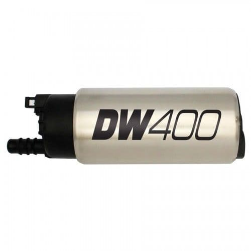 DeatschWerks DW400 415lph Compact Fuel Pump With Install Kit For BMW E36 E46 and M3 E36 E46