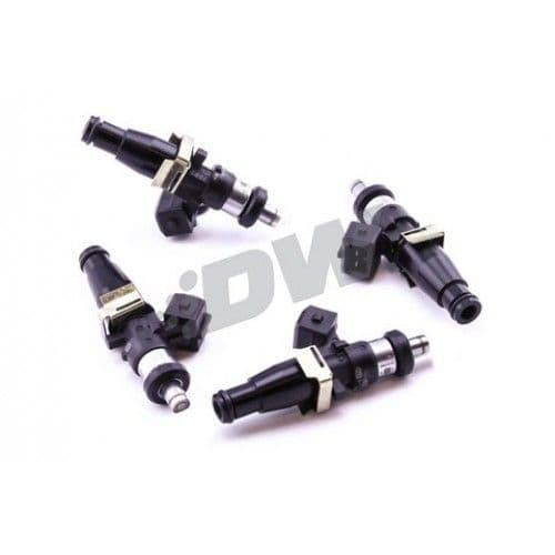Deatschwerks matched set of 2 injectors 550cc/min (low impedance) Mazda RX7