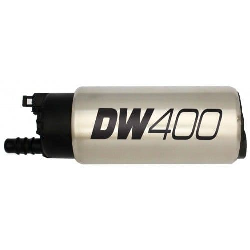 DW400 series, 415lph in-tank fuel pump with universal Install Kit