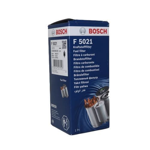 Genuine Bosch fuel filter F5021