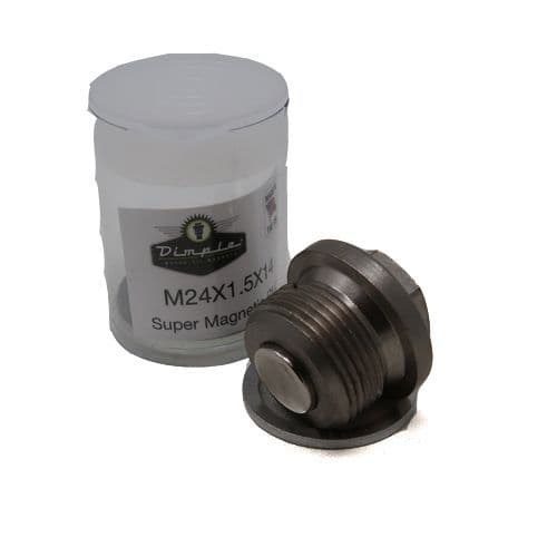M24 x 1.5 x 14mm Magnetic Oil Sump Drain Plug