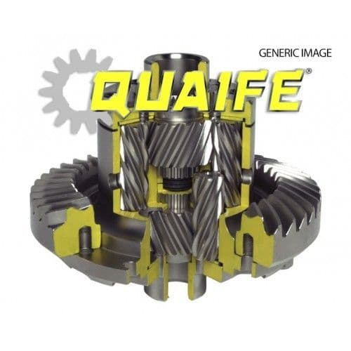 """Quaife 7.5"""" rear (2WD) ATB differential (Cosworth 108mm output flanges)"""