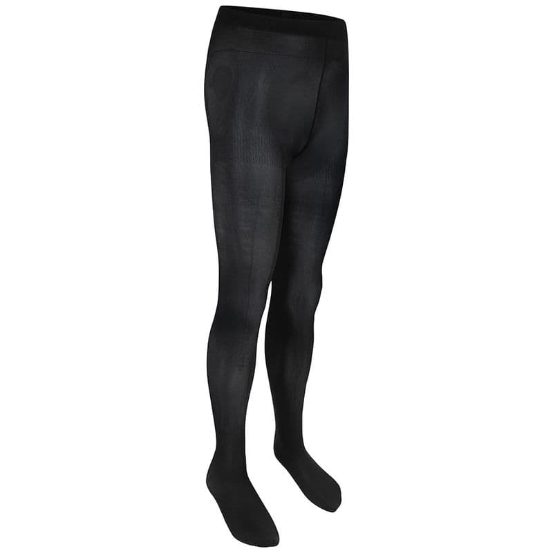 Black Opaque Tights - 70 denier (TWIN PACK)