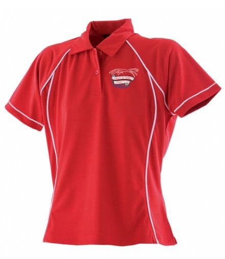 Purley Ladies Cricket Polo Shirt