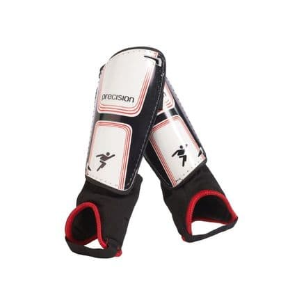 Shin Pads with Ankle support