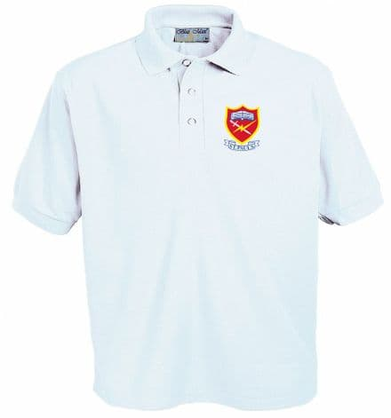 St. Paul's Embroidered polo shirts