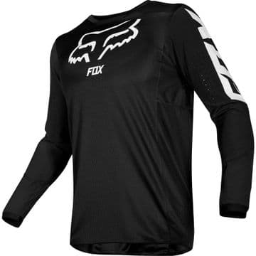 19 Legion Lite Enduro Off Road Motocross Jersey - Black
