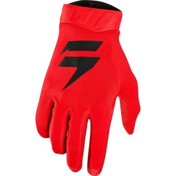 2020 Shift 3lack Label Air Motocross Gloves - Red