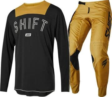 2020 Shift 3lack Label Bowery MX Kit Combo