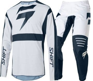 2020 Shift 3lack Republic LE MX Kit Combo - Navy