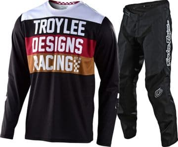 2020 TLD GP  Continental Motocross Kit