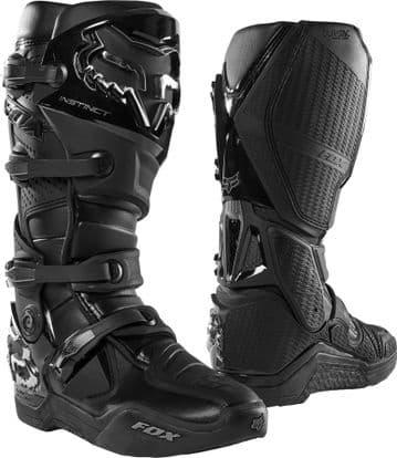 2021 Fox Instinct Motocross Boots - Black