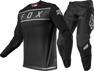 2021 Fox Legion Off Road Kit Combo - Black Camo