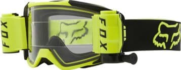 2021 Fox Vue Stray Roll Off Goggles - Flo Yellow