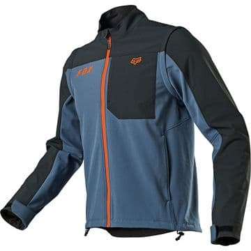 21 Legion Softshell Jacket - Blue