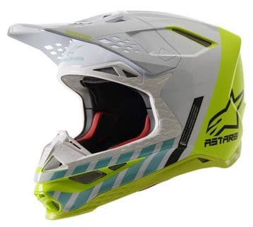 Alpinestars S-M8 Supertech Limited Edition A1