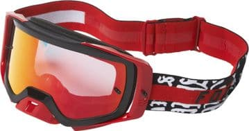 Fox Airspace Peril Goggle - Red