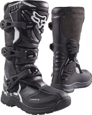 Fox Comp 3 Youth Motocross Boots